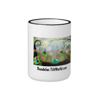Tilt World Dandelus Mug