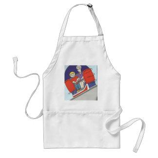 tiltawhirl adult apron