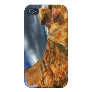 Tilted Cape - iPhone 4 Case