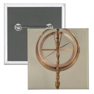 Tilting Compass belonging to Count Grandpre Buttons