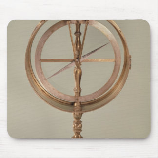 Tilting Compass belonging to Count Grandpre Mouse Pad