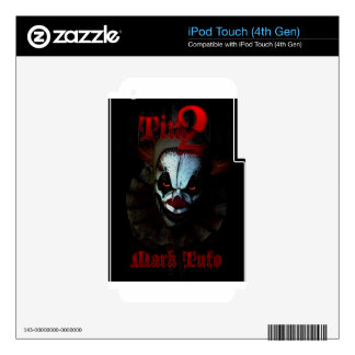 Tim2 Skins For iPod Touch 4G