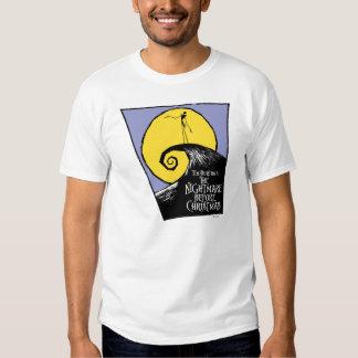 Tim Burton's The Nightmare Before Christmas Tee Shirt
