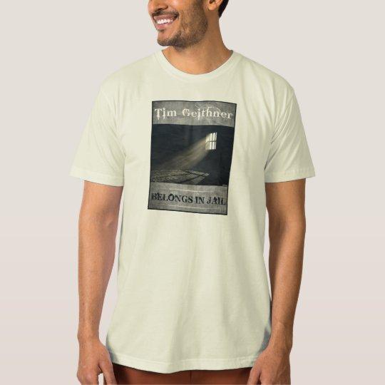 Tim Geithner T-Shirt
