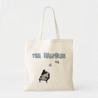Tim Halperin Tote Bag