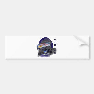 Tim Ice 1 Bumper Sticker
