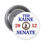 TIM KAINE FOR SENATE BUTTON