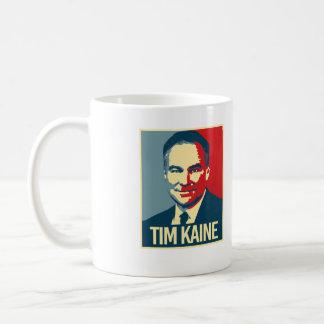 TIM KAINE - POSTER -- COFFEE MUG
