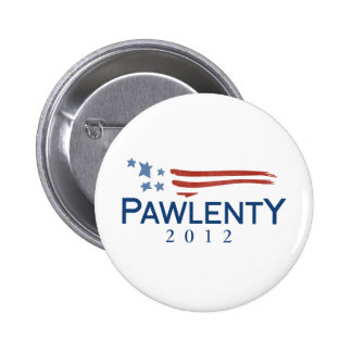 Tim Pawlenty 2012 Button