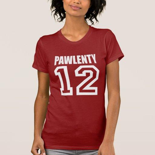 Tim Pawlenty 2012 Camiseta