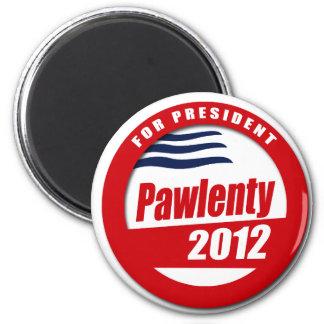 Tim Pawlenty 2012 Imán Redondo 5 Cm