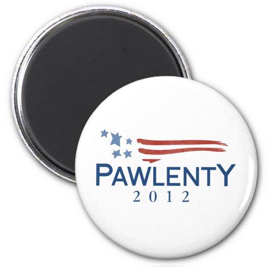 Tim Pawlenty 2012 Magnet