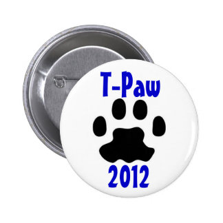Tim Pawlenty 2012 Pin Redondo De 2 Pulgadas
