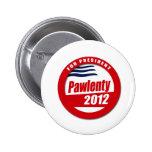 Tim Pawlenty 2012 Pins