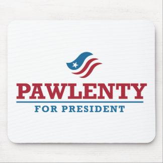 Tim Pawlenty for President Mouse Pad