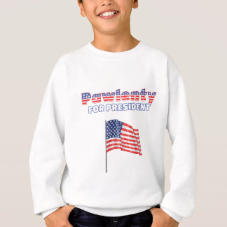 Tim Pawlenty for President Patriotic American Flag Sweatshirt