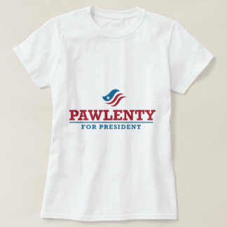 Tim Pawlenty for President T-Shirt