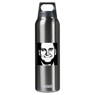 TIM PAWLENTY INK ART SIGG THERMO 0.5L INSULATED BOTTLE