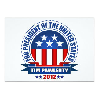 Tim Pawlenty Announcements