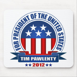 Tim Pawlenty Mouse Pad