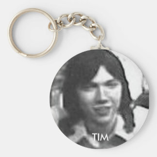 Tim Roller Key Chain