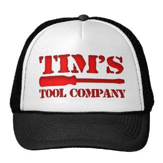 Tim s Tool Company Trucker Hat