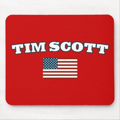 Tim Scott for America Mouse Pad