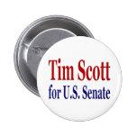 Tim Scott for Senate Button