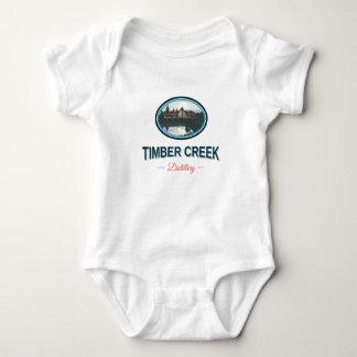 Timber Creek Distillery Baby Bodysuit