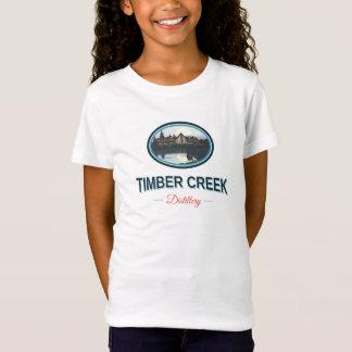 Timber Creek Distillery Girls Fitted Shirt