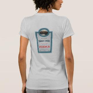 Timber Creek Distillery Women's VODKA Shirt