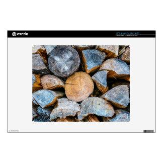 """Timber - Hot Fuel 12"""" Laptop Skin"""