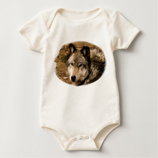 Timber Wolf 1630 Baby Bodysuit
