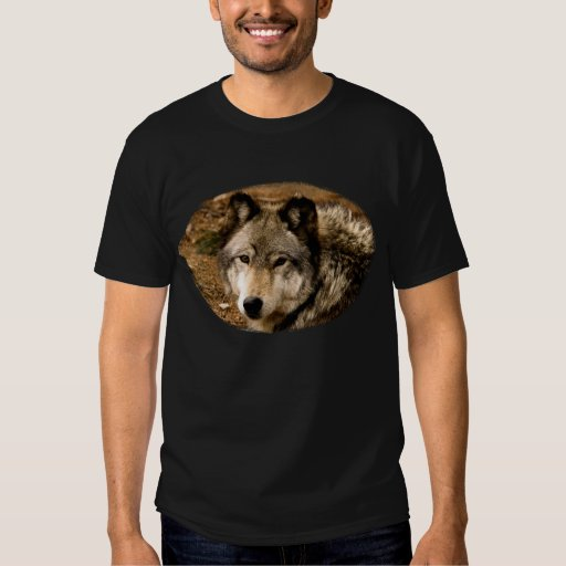 Timber Wolf 1630 Black T-Shirt