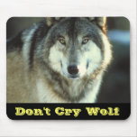 Timber-Wolf from JungleWalk.com Mouse Pads