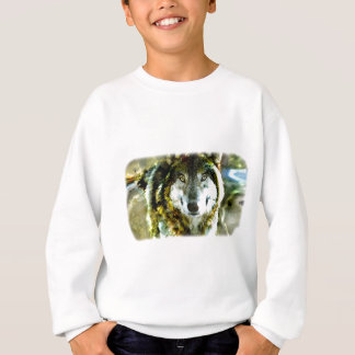 Timber Wolf from JungleWalk.COM Sweatshirt