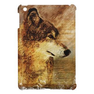 Timber Wolf iPad Mini Case Cover For The iPad Mini