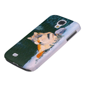 Timber Wolf IPhone 3 Case