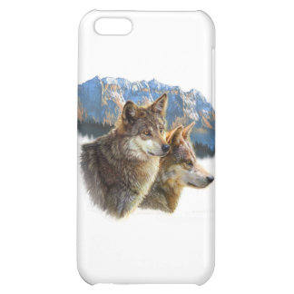 timber wolf.jpg iPhone 5C cases