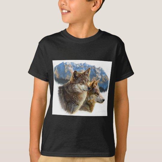 timber wolf.jpg T-Shirt