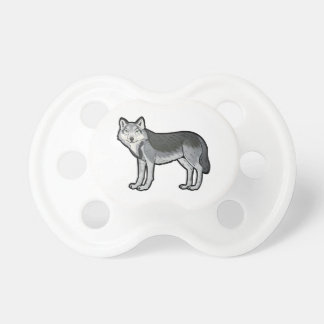 Timber Wolf Pacifier