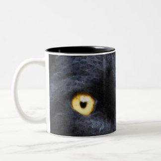 TIMBER WOLF Wolf Eyes Wildlife Art Gift Mug