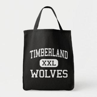 Timberland - Wolves - High - Saint Stephen Canvas Bag