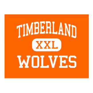 Timberland - Wolves - High - Saint Stephen Postcard