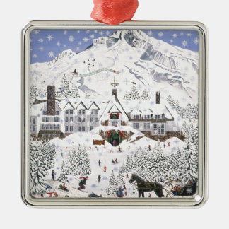 Timberline Lodge Christmas Tree Ornaments