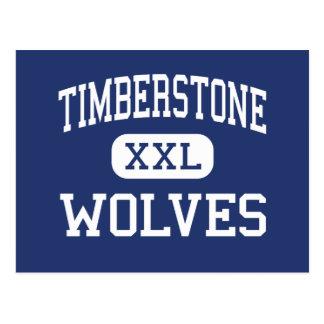 Timberstone - Wolves - Junior - Sylvania Ohio Post Card