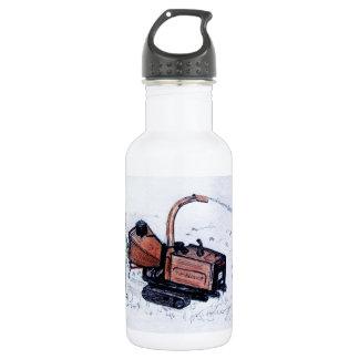 Timberwolf wood chipper water bottle