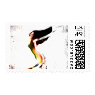 Timbre poste postage stamp