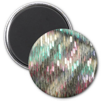 Time  2 Flew By 2 Inch Round Magnet