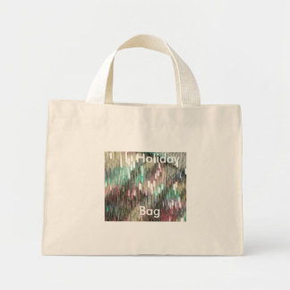 Time  2 Flew By Mini Tote Bag